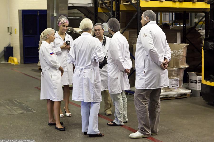 Производство булочек для МакДональдса (35 фотографий), photo:3.