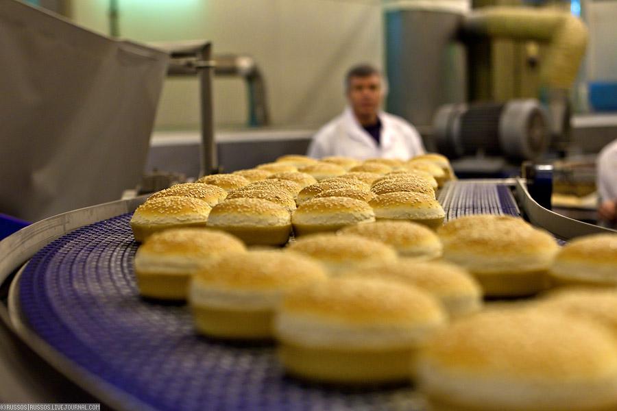 Производство булочек для МакДональдса (35 фотографий), photo:21.