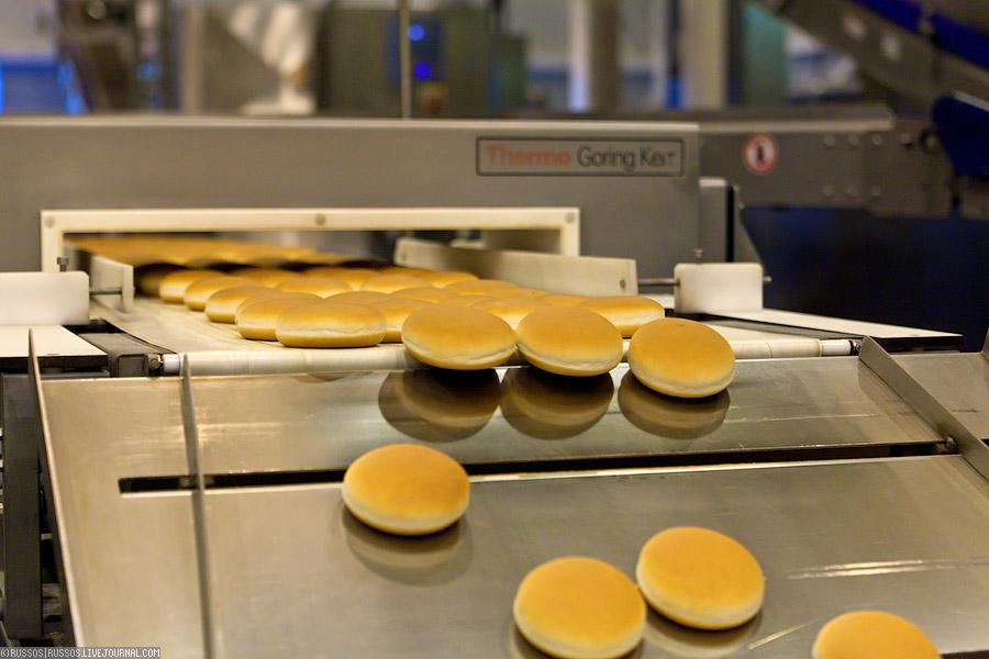 Производство булочек для МакДональдса (35 фотографий), photo:23.