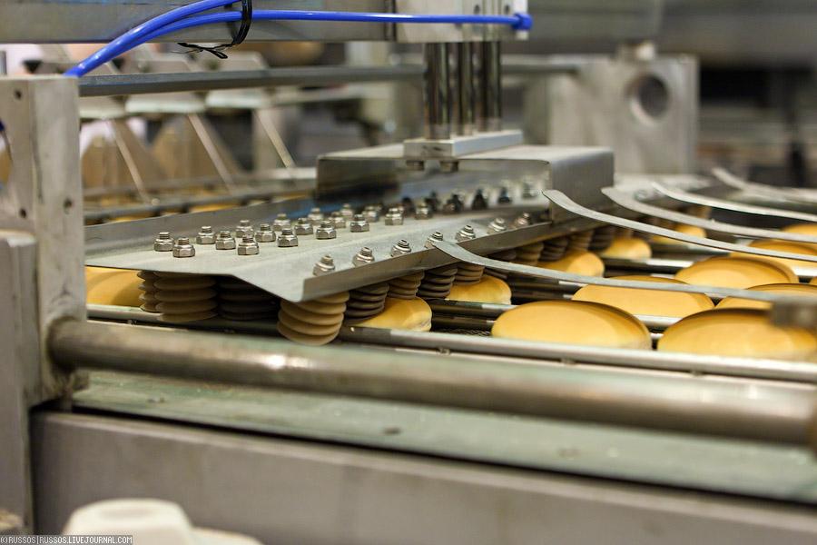 Производство булочек для МакДональдса (35 фотографий), photo:26.
