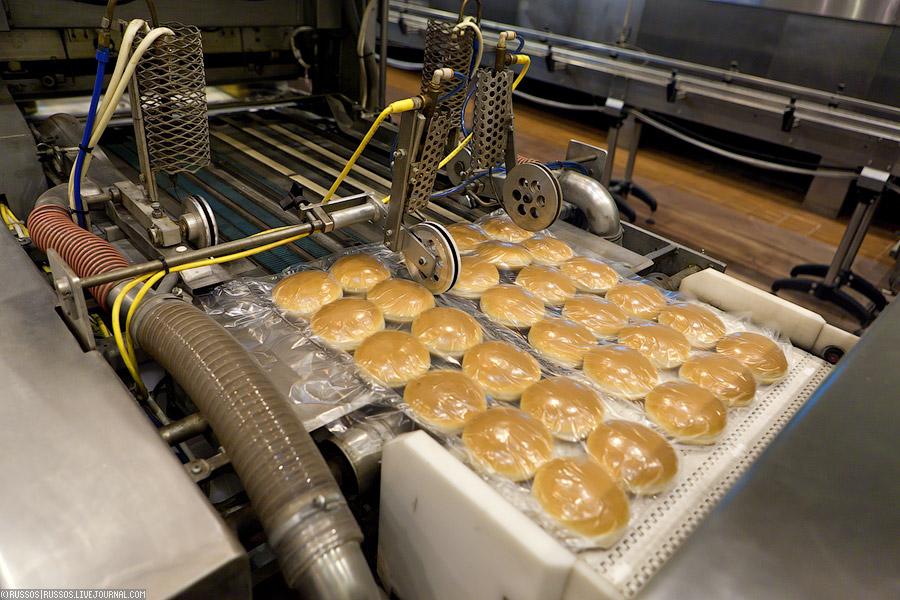 Производство булочек для МакДональдса (35 фотографий), photo:29.
