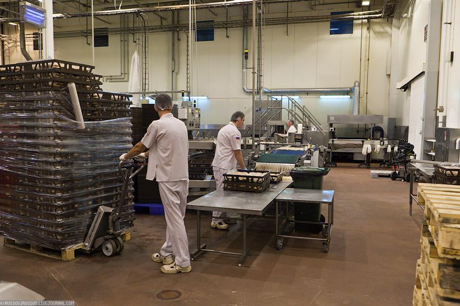 Производство булочек для МакДональдса (35 фотографий), photo:31.