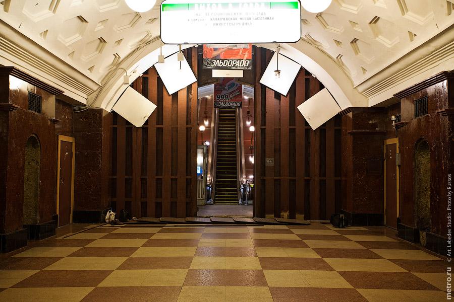 Сегодня Московскому метро исполняется 75 лет (c) www.metro.ru, Russos, 2010.