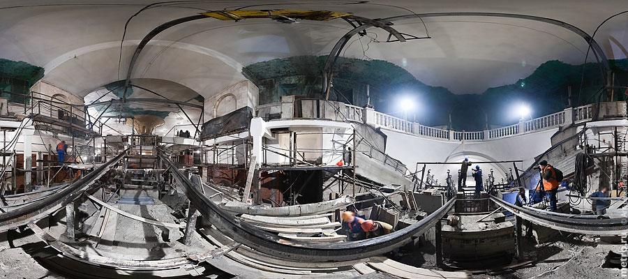 3d схема метро москвы — 3d