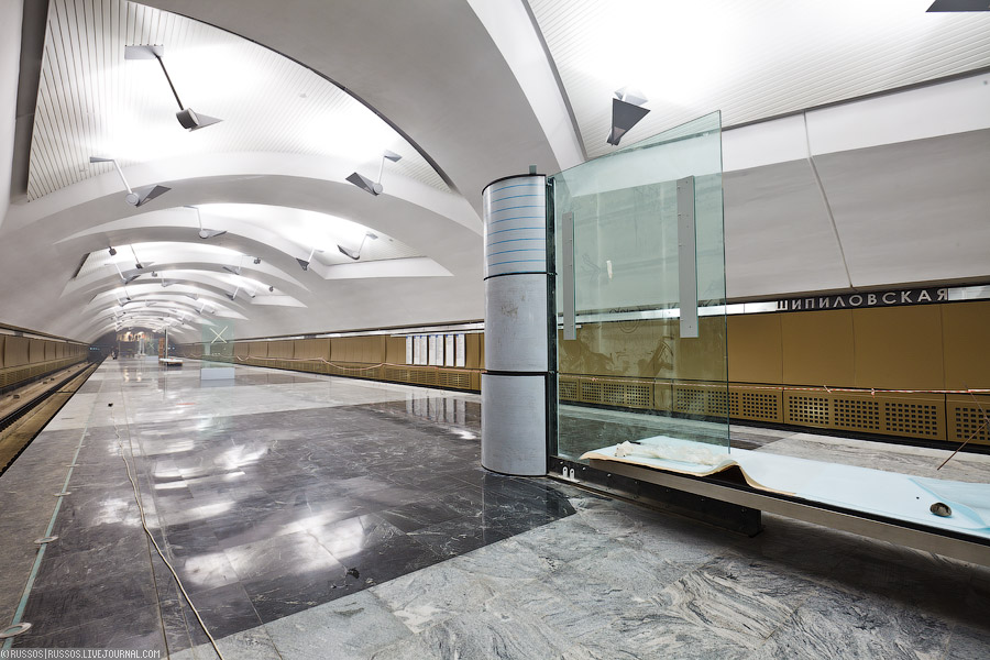 Станции метро Борисово, Шипиловская и Зябликово откроются в Москве.